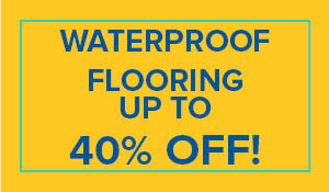 Waterproof Flooring up to 40% OFF during the Home Makeover Sale at Flooring USA in Stuart!